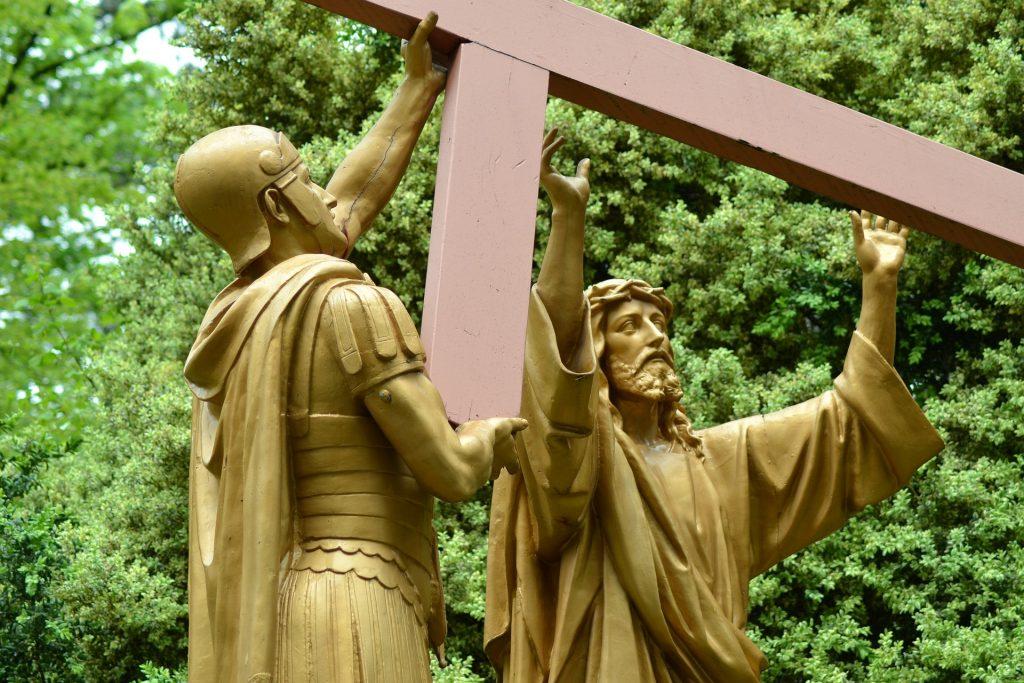 centurion and jesus